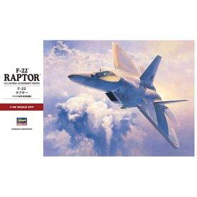 Hasegawa PT45-07245 F-22 Raptor