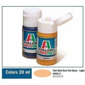 Italeri 4601 Akryl Skin Tone Base L | farba akrylowa |