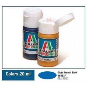 Italeri 4659 Akryl Glos French Blue