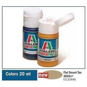 Italeri 4859 Akryl - Flat Desert Tan | farba akrylowa |