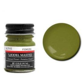 MODEL MASTER 1715 INTERIOR GREEN