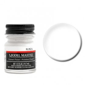 MODEL MASTER 2143 SEMI-GLOSS WHITE