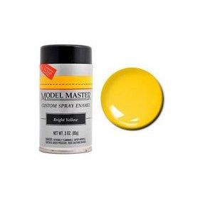 MODEL MASTER Master 2917 Spray BRO SB-ight Yellow 85g