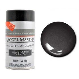 MODEL MASTER Master 2949 Spray Transparent Black Tint 85g