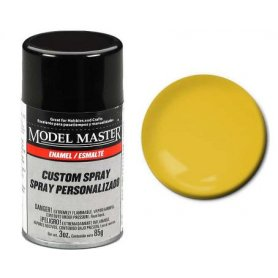 MODEL MASTER Master 2954 Spray Dark Yellew 85g