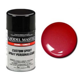 MODEL MASTER Master 2972 Spray Fire Red 85g