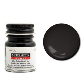 FARBA 4768 FLAT BLACK acryl     L16