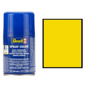 Revell 34112 Spray Yellow Gloss 112