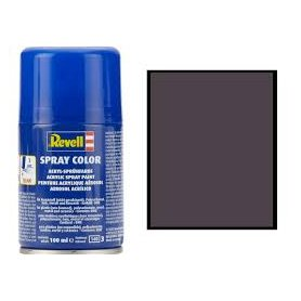 Revell 34107 Spray Black Gloss 107