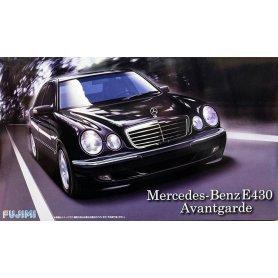 Fujimi 126470 1/24 RS-74 Mercedes Benz E430