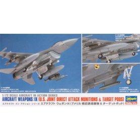 Hasegawa X72-14 - 35014 Aircraft Weapons IX