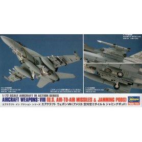 Hasegawa X72-13 - 35013 Aircraft Weapons VIII