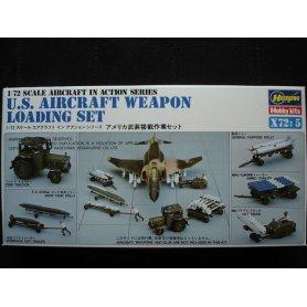 Hasegawa X72-5 - 35005 Weapon Loading Set