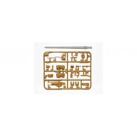 Tamiya 12664 1/35 Metalowa lufa do 35345