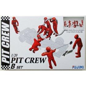 Fujimi 112442 1/24 PIT CREW SET A