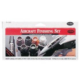Testors 9121 Aircraft Paint Set - Emanel