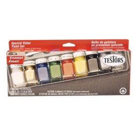 Testors 9146 Promotional 9 Colors Set