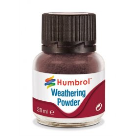 Humbrol AV0007 Pigment Dark Earth