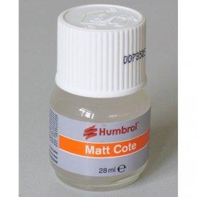 Humbrol 0013 Modelcote Matt Cote