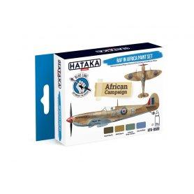 Hataka RAF in Africa zestaw farb