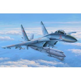 Hobby Boss 81712 Su-27 Flanker early