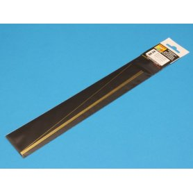 ABER Pręty mosiężne 0,8mm x 250mm 6 szt.