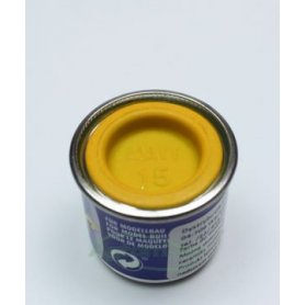Revell Enamel 15 Yellow Matowy (32115)