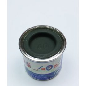 Revell Enamel 40 Black Green Matowy (32140)