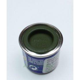Revell Enamel 65 Bronze Green Matowy (32165)