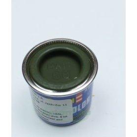 Revell Enamel 68 Dark Green Matowy (32168)