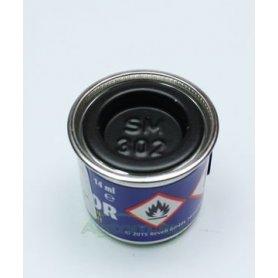 Revell Enamel 302 Black Półmatowy (32302)
