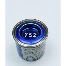 Revell Enamel 752 Blue Clear Transparentny (32752)