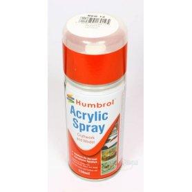 Farba w sprayu Humbrol 019 Bright Red Gloss