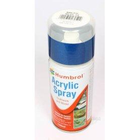 Farba w sprayu Humbrol 052 Baltic Blue Mettalic