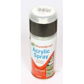 Farba w sprayu Humbrol 053 Gunmetal Mettalic