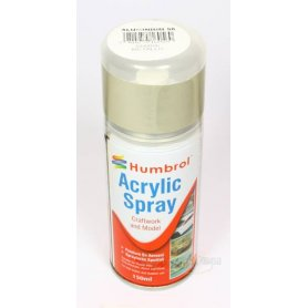 Farba w sprayu Humbrol 056 Aluminium Mettalic