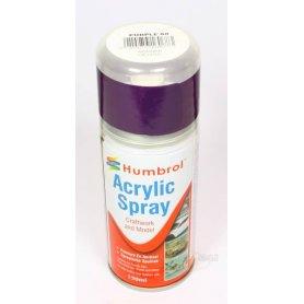 Farba w sprayu Humbrol 068 Purple Gloss