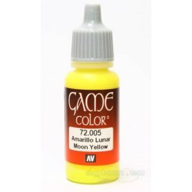 VALLEJO Game Color 5. Moon Yellow