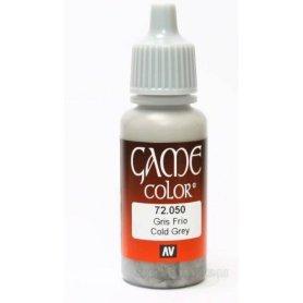 VALLEJO Game Color 50. Cold Grey