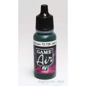 VALLEJO Game Air 72728 Dark Green