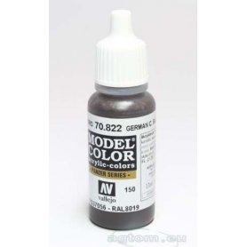 VALLEJO Model Color 150. German Cam. Black Brown 70822