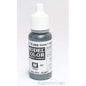 VALLEJO Model Color 162. Basalt Grey 70869