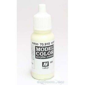 VALLEJO Model Color 5. Ivory 70918