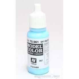 VALLEJO Model Color 67. Sky Blue 70961