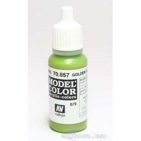 Vallejo Model Color 079. Golden Olive 70857