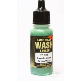 Wash Vallejo 73205 Green