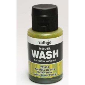 Wash Vallejo 76503 Dark Yellow