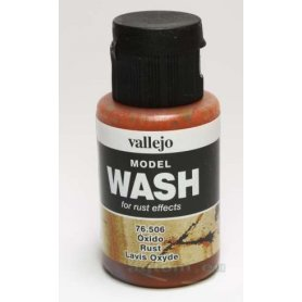 Wash Vallejo 76506 Rust