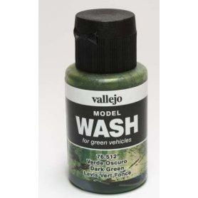 Wash Vallejo 76512 Dark Green
