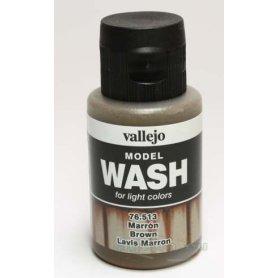 Wash Vallejo 76513 Brown